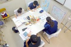 自学自習型の指導(A教室)